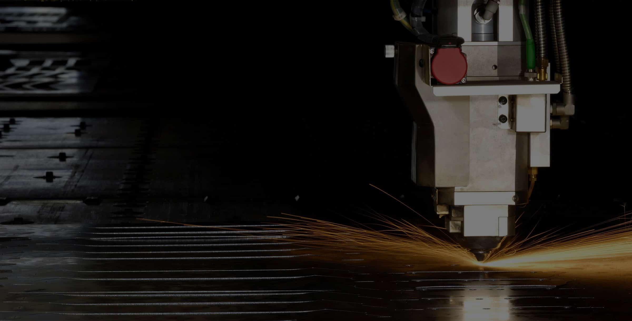 حکاکی بروی فلز با لیزر